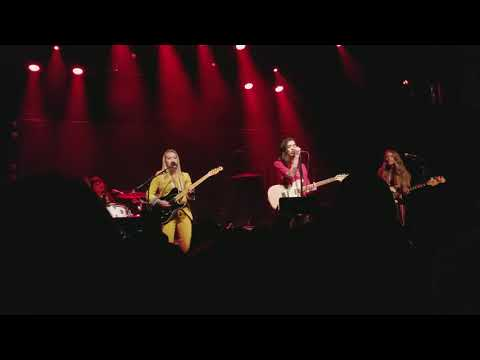 The Aces - Last One NEW SONG (Live at Irving Plaza 2/9/18)