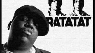 Biggie Smalls - Party and Bullshit (Ratatat remix) [ Lyrics + Download ]