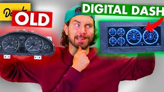 Is a Digital Dash Worth It?
