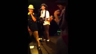 2012年6月30日 WAZZ(ワズ) LIVE BASI サッコン HIPHOP.