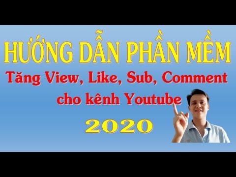 Hướng dẫn sử dụng phần mềm Seo iclick tăng View, Sub, like, Comment cho Youtube ll DW Channel