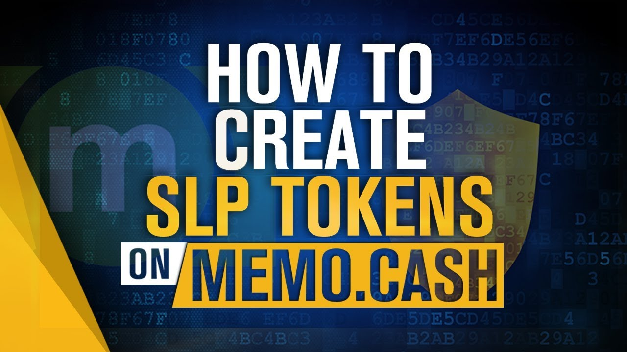 Tutorial: Easiest Way to Create Bitcoin Cash SLP Tokens - by Roger Ver