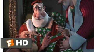 Arthur Christmas (10/10) Movie CLIP - All the Santas (2011) HD