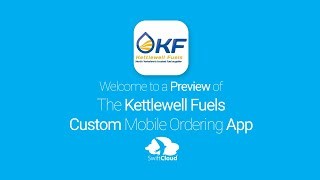 Kettlewell Fuels - Mobile App Preview - KET955W