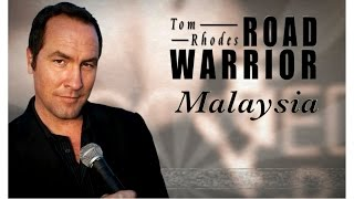 Tom Rhodes Explores Comedy in Malaysia