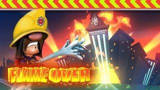 [FR][Découverte] Flame Over - Un jeu de pompier bien cool ! #2 - Français