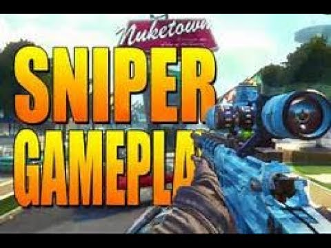 10 + Kill game (Search and Destroy Sniping)