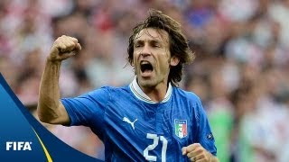 Italy hero Pirlo: Passion is most important
