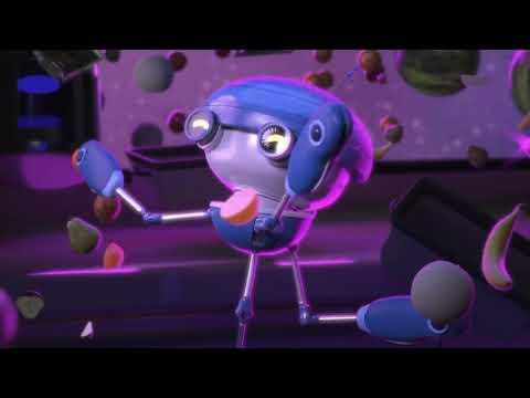 Fruit Danube - Summer Industry Workshop with Disney Pixar