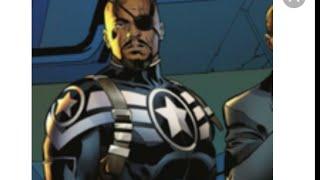 Nick Fury VS Guardians of Galaxy