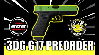 3DG G17 ELECTRIC (PreOrder) - Blasters Mania
