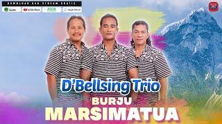 D'BELLSING TRIO - BURJU MARSIMATUA (Official Music Video) - LAGU BATAK POPULER