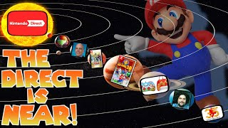 The Nintendo Direct Drought is FINALLY at It's End! Here's Why!