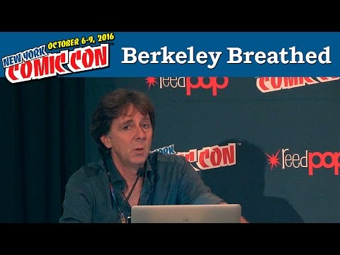 Spotlight On Berkeley Breathed: Bloom County & Beyond | New York Comic Con 2016