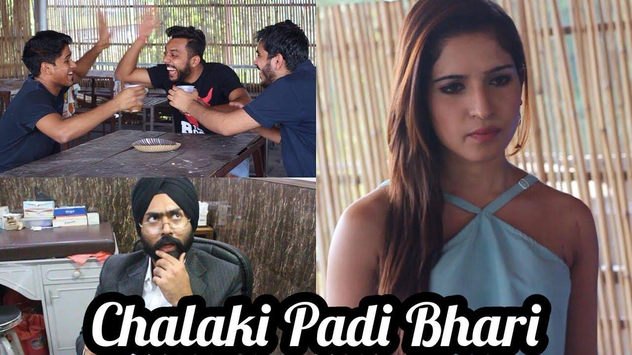 Chalaki Padi Bhari Feat. Harshdeep Ahuja   RealSHIT - YouTube