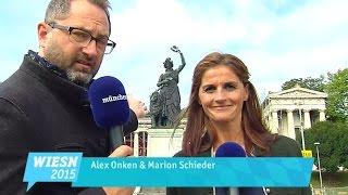 Oktoberfest 2015: Die Wiesn und die Bavaria