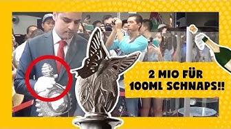 Die teuersten alkoholischen Getränke der Welt | 2 MIO FÜR 100 Milliliter