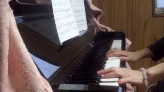 A song for you~(The Carpenters) Piano solo