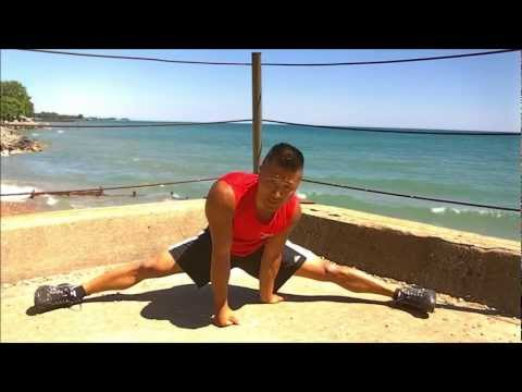 Ultimate Split Training for Zen Martial Artists