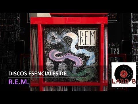 R.E.M. - Discos esenciales Mp3