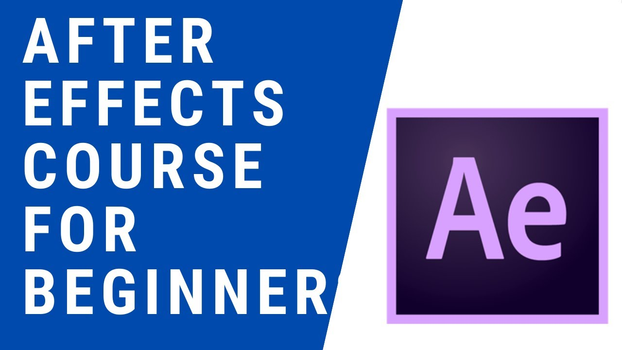 Adobe After Effects (Basic Course for Beginners)   Learn to create 40 Motion Design in After Effects