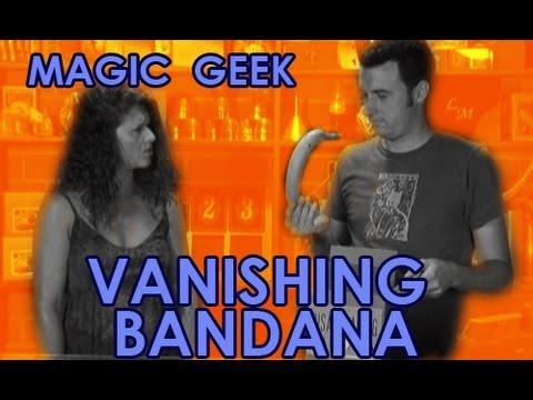 Vanishing Bandanna