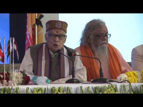 Honourable Dr. Murli Manohar Joshi - Re-Establish Vedic India