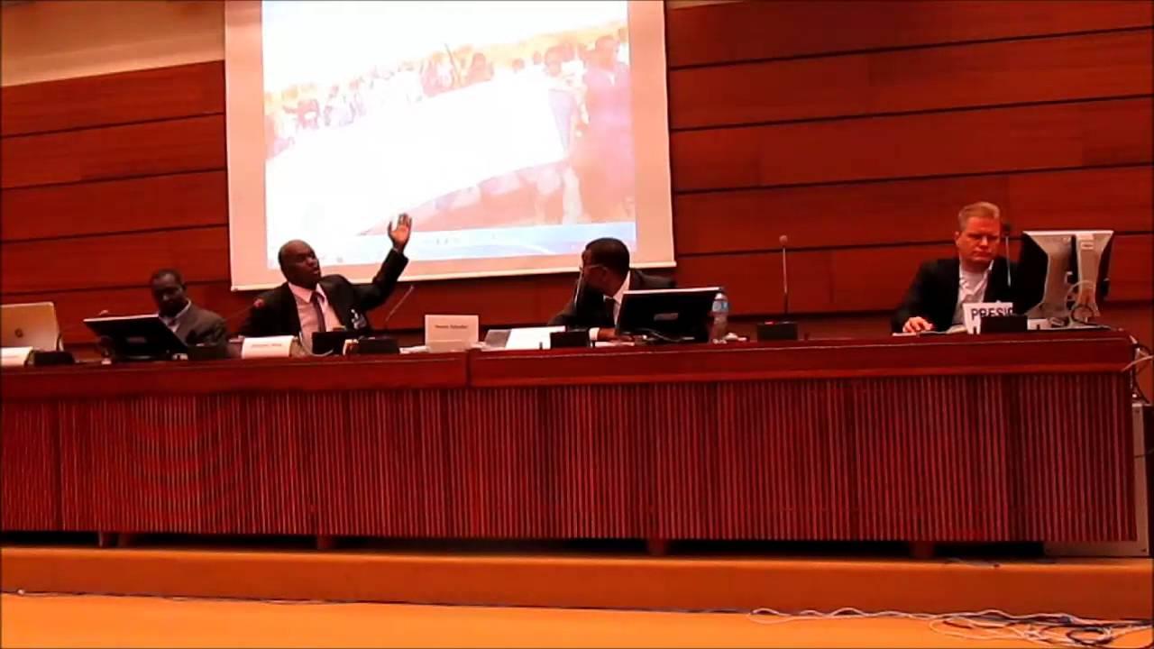 Mauritanie : Conférence de presse des ONG du 16 Mars 2016 ...