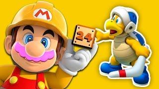 GETTING SALTY | Mario Maker #24