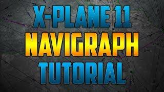 X-Plane 11 - Navigraph