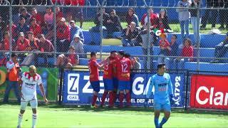 Video Gol: Blas Pérez 51' (Municipal) Clausura 2018, Jornada 04