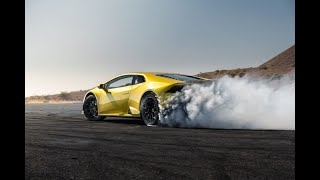 homepage tile video photo for The Lamborghini Huracan Evo RWD Is for the Driver Who Wants to Get Loose - One Take