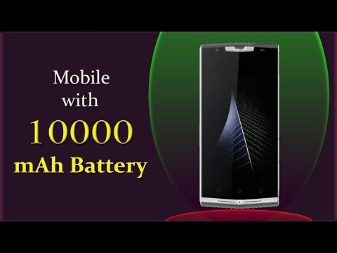 Mobile with 10000 mAh Battery ! amazon shop