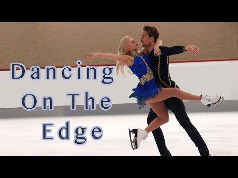 Dancing On The Edge - Penny Coomes & Nick Buckland