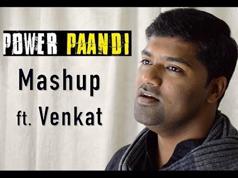 Power Paandi   Cover   Venkat   Venpani malare   Paarthen   Vaanam   Dhanush   Sean Roldan