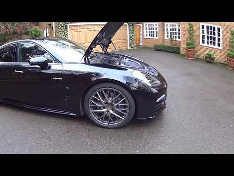 Porsche Panamera e Hybrid System - Verdict