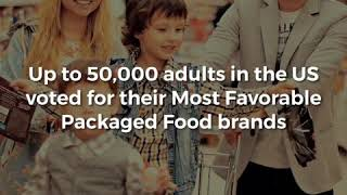 U.S. Most Favorite Food Brands | 2019