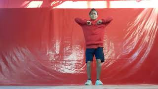 Tere naam unplugged\dance cover\ Lyrical dance