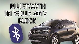 HOW TO: PAIR BLUETOOTH WITH A NEW BUICK ENCORE - Mills Motors