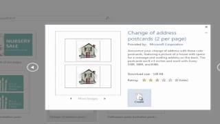 How to Create Postcards With Microsoft Word : Using Microsoft Word