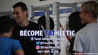 Total Athletic Training: Social Hype Videos