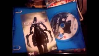 Unboxing Darksiders 2 Wii U!!