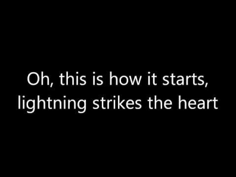 NBC Smash - Brighter Than The Sun (lyrics on screen)
