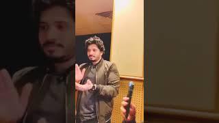 سيف مجدي و مصطفى حجاج واغنيه مبحنلهاش 🙈😍