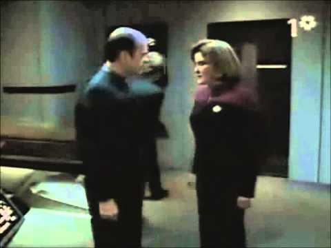 """Star Trek Voyager - ECH """"Workforce"""" scene"""