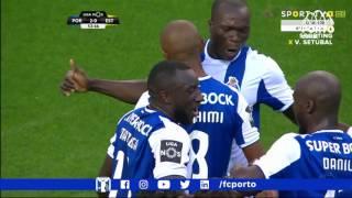 FC Porto-Estoril, 4-0 (09/08/17)
