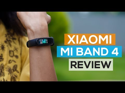 Xiaomi MI Band 4 Review!