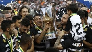Corinthians massacra o São Paulo e comemora o hexa em casa