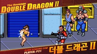 더블 드래곤 II (Double Dragon II   The Revenge) 원코인