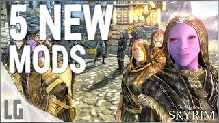 5 BRAND NEW Console Mods 93 - Skyrim Special Edition (XBOX/PS4/PC)